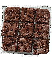 Pizza Hut Hershey's Triple Chocolate Brownie