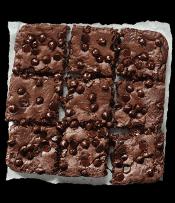 Pizza Hut Hershey's Triple Chocolate Brownie