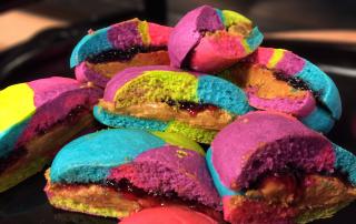 Goodcents Rainbow Bread