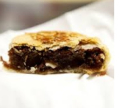 Chinese red bean pastry