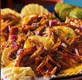 Red Robin BBQ Pork Loaded Chips