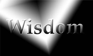 Wisdom faded