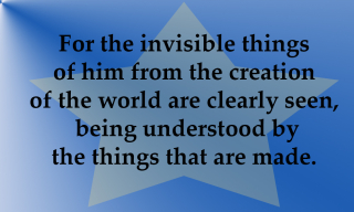 Invisible things