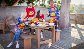 Taco Bell Tipsy Elves TG Sweaters