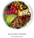 Cafe Zupas Southwest Protein Bowl
