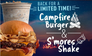 Mooyah Burgers' Campfire LTO